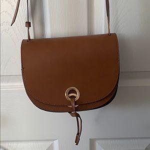 Zara basics bag
